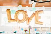 Weddings and Events / Wedding inspiration