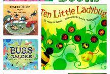 Kindergarten Insects