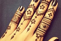 Henna Designs / by Carrie Lundell