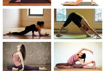 Get Fit / Yoga, Pilates, Cardio, Weights....! / by Diane Dalamangas