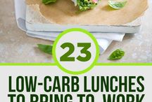 Low-Carb Lunches