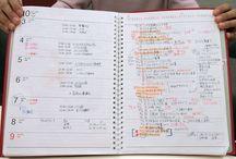 手帳・ノート