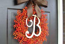 Wreaths / by Susan