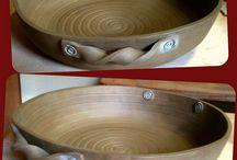 Pottery Ideas / by Broke & Healthy