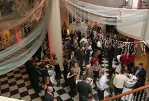 Weddings at the Historical Society Museum / An elegant setting for your wedding reception.  Located in Downtown York, PA.