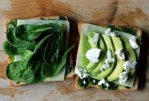 Lunch ideas / by Marci Sutmiller