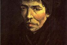Vincent Van Gogh (portraits)