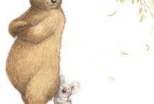 Misiaczki, Niedźwiadki, puszystość