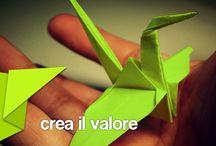 Crea il Valore / C'è innovazione nel tuo valore? Con l'aiuto di AntBox si può innovare la proposta di valore, esprimere il potenziale creativo dell'impresa e costruire nuove relazioni con i clienti.