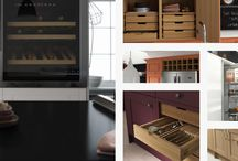 Kitchen Storage Solutions / I have a small kitchen, this is where I save ideas for sneaking in extra storage!