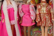 Dawn fashion dolls