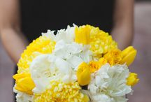 Flowers and Hand Bouquet
