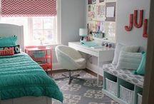 Tinilány hálószobák