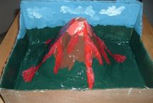 Volcanoes / by Heather Carpenter