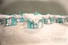 Tiffany Polka Dots Wedding Theme I Loryle Photography Como / Cinzia & Alberto Wedding | Dettagli | Tiffany Theme