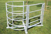 ogrodzenia, bariery