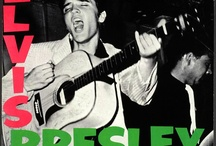 Elvis Presley / by Trudy Conrick