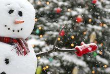 Snowmen / Christmas snowmen
