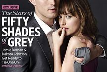 Fifty Shades Of Jamie Dornan & Dakota Johnson