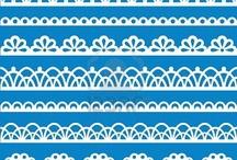 patterns, textures ets