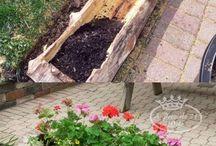 Úprava terénu v záhrade pri dome