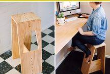Møbler af træ