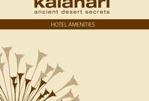 KALAHARI: Hotel Amenities