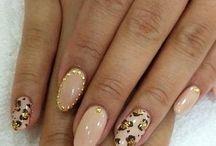 Classy but sassy nails / by Trina Marie