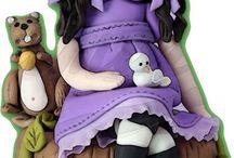 Muñecas porcelana en frío