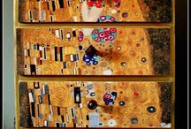 Klimt - dekoracje
