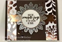 2017 Holiday catalogue ideas