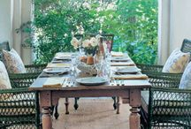 Tables / Furniture pieces that are timeless options. / by Samantha Ley