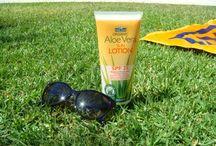 Organic Aloe Vera Sun Lotion de MacroBioNatura