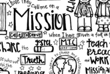 LDS Missionary / by ConnienMurphy Misaalefua
