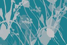 Raphaelle Cox Design Collection / Surface Pattern design, Interiors, Wallpaper, Moodboards & Trend reports,