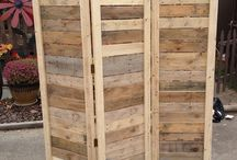 divider from pallets