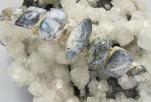 Dendritic Opal, Agate