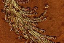 Embroidery for dresses
