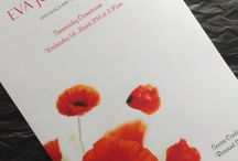 Funeral stationary
