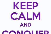 Keep Calm & Conquer Chiari / by Olivia Hajnos