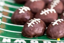 Game Day Food / Quick, fun and yummy foods to share on your favorite sports day.