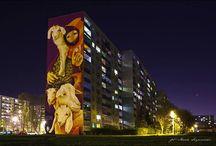 Murals of Łódź