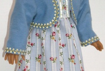 AG DOLLS-EMBROIDERY-APPLIQUES / IDEAS TO MAKE / by MARTHA STANPHILL
