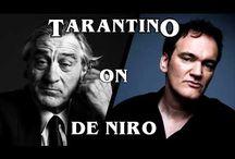 Quentin Tarantino And Robert De Niro's Shoes Story