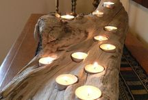 Kerzen / Ein warmes Flackern in der kalten Jahreszeit