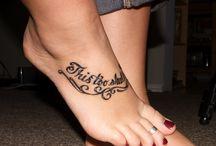 Tattoos / by Megan Fitzgerald