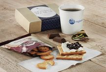 bmi regional bistro / Take a look at our onboard snack boxes - complimentary on all flights!