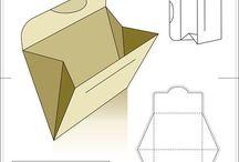 Krabičky a obálky