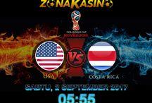 Saksikan Jadwal Penyisihan FIFA WORLD CUP 2018, USA VS COSTA RICA  MAU DAPAT JERSEY SEPAKBOLA ORIGINAL GRATIS ??? LANGSUNG DAFTAR DI ZONAKASINO.COM .