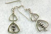 Earrings on Etsy